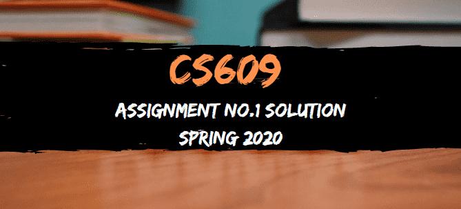 cs609