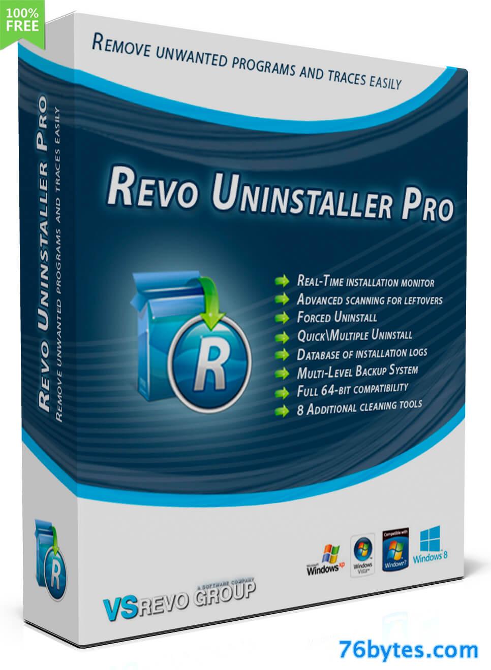 Revo Uninstaller Pro 3 CRACK Serial Key