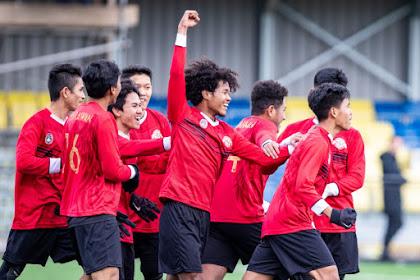 Saksikan Streaming Bournemouth U18 vs Garuda Select gratis di Mola TV
