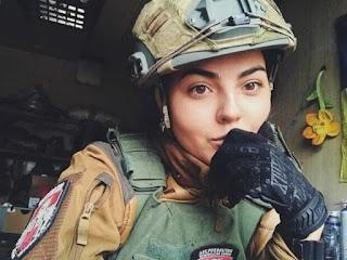 ″Війна це - бруд, кров та щурі″: учасниця конкурсів краси вже 6 років захищає Україну на фронті