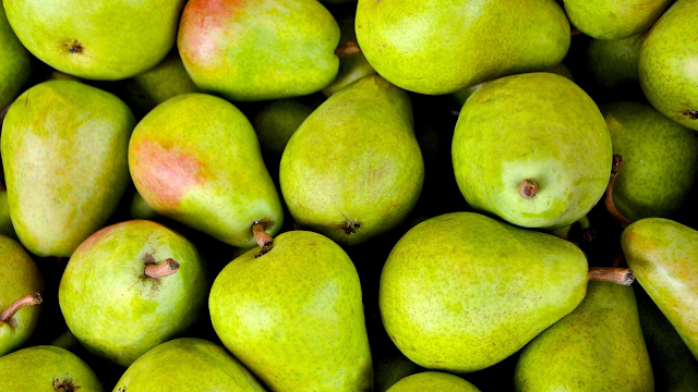 Health Benefits Of Pears | Nashpati | Pear Fruit