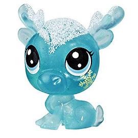 Littlest Pet Shop Series 4 Frosted Wonderland Multi-Pack Moose (#No#) Pet