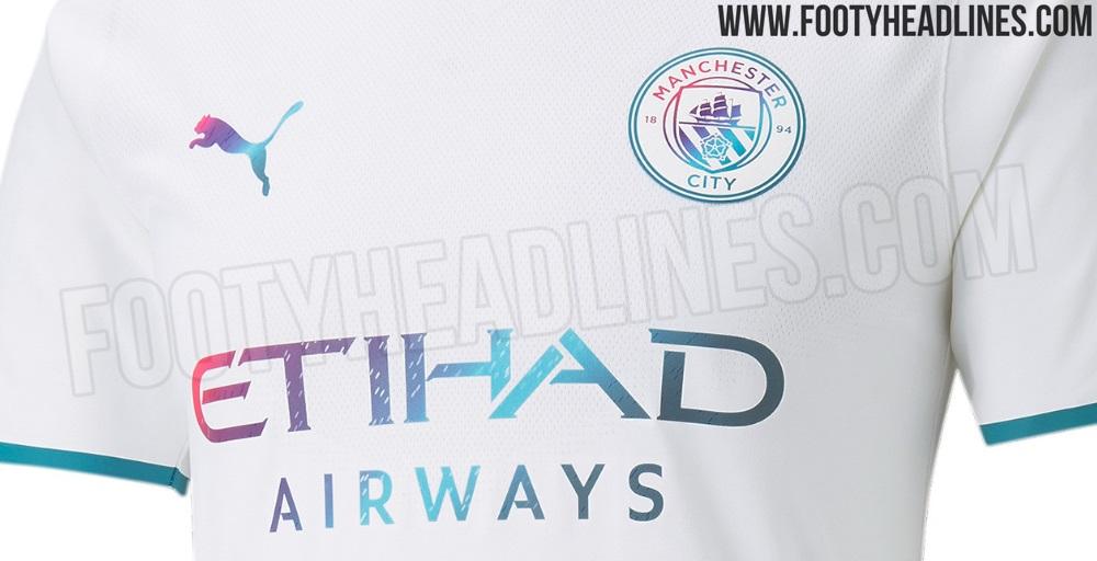 Manchester City 21 22 Away Kit Leaked