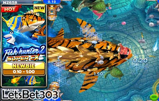 LetsJoker138: Permainan Menembak Ikan Joker123 Paling Populer Di Indonesia