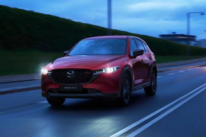 2022 Mazda CX-5 Review, Specs, Price
