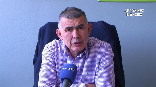 Αντωνόπουλος: Ήταν από τις καλές χρονιές για τα πορτοκάλια της Αργολίδας - Η ζήτηση αύξησε την τιμή (βίντεο)