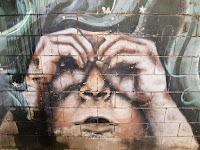 Street Art in Ainslie by Goodlie   Canberra Street Art