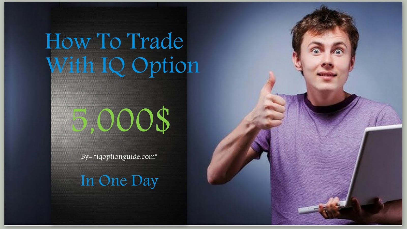 Binary options step by step