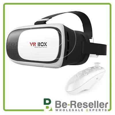 Gafas 3D con control remoto Be-reseller