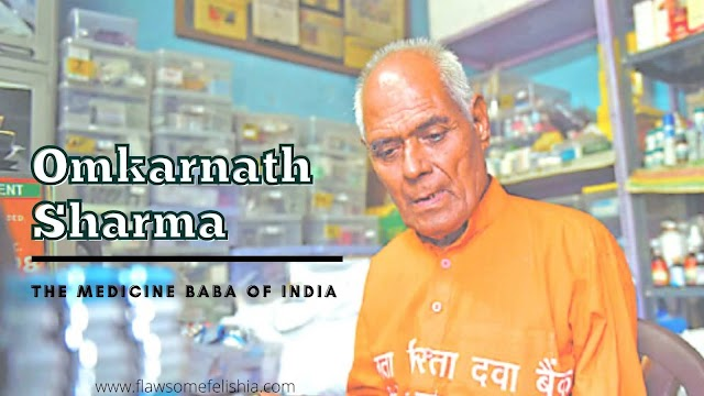 The Medicine Baba of India - Omkarnath Sharma