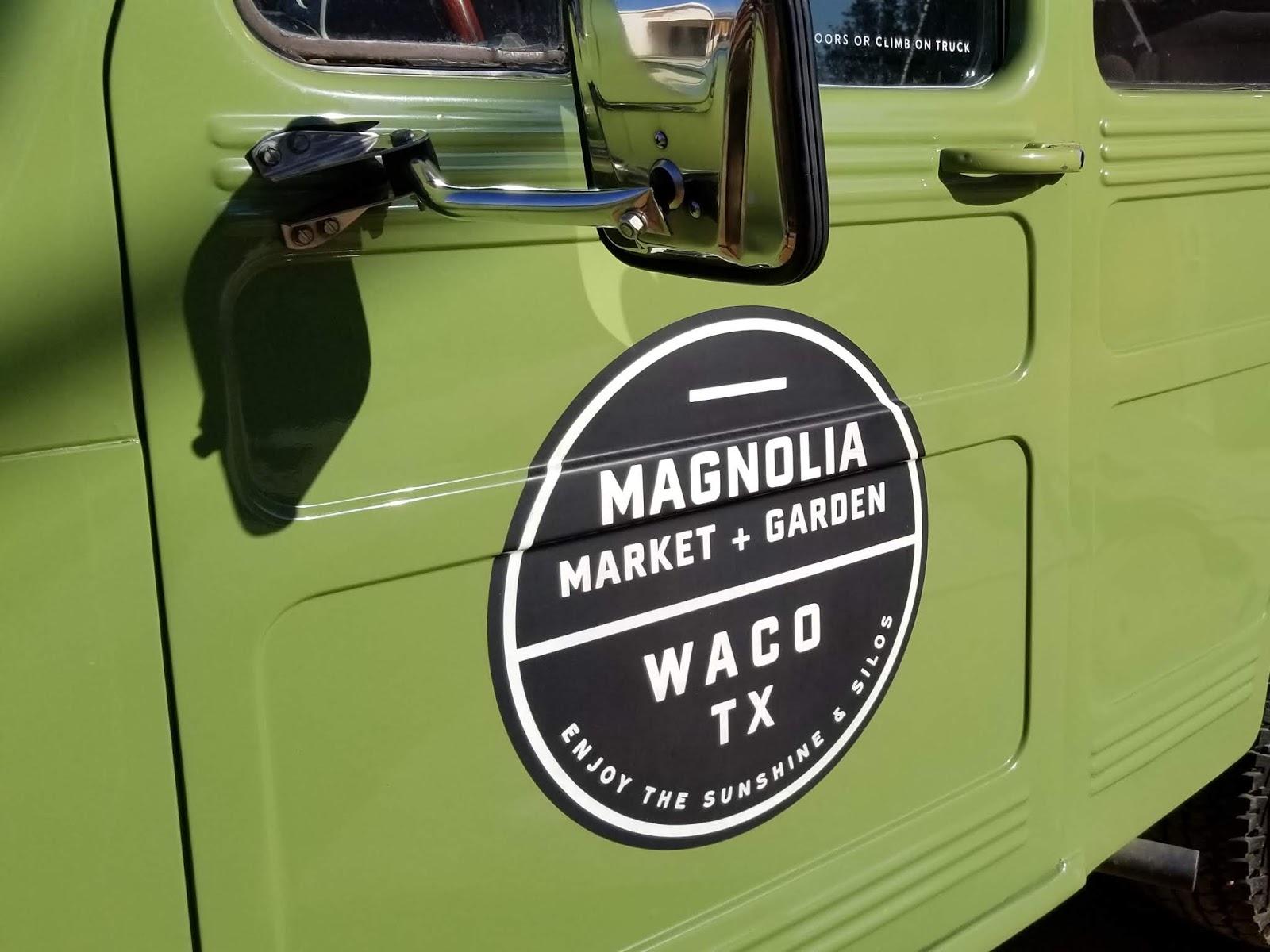 Magnolia Green Truck