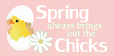 Easter Banner - Spring Always Brings out the Chicks | Banners.com