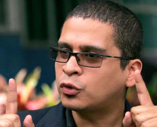 Nicmer Evans: El allanamiento a Marea Socialista tiene causas estrictamente políticas