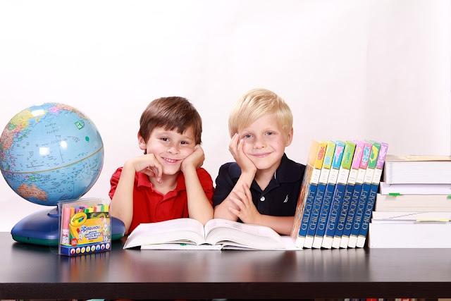 5 Ways To Improve Your Children's Grades In Primary School