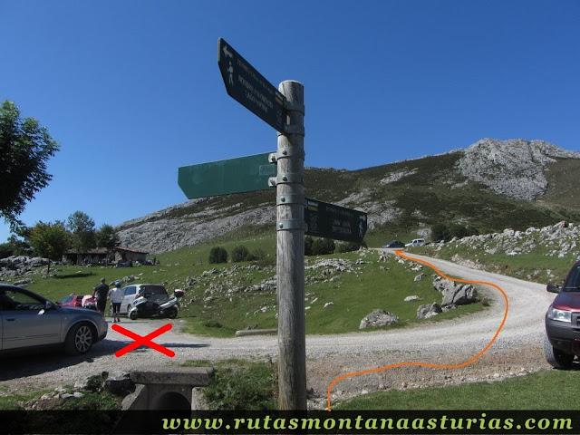 Ruta Lagos de Covadonga PR PNPE-2: Saliendo del Bosque Palomberu