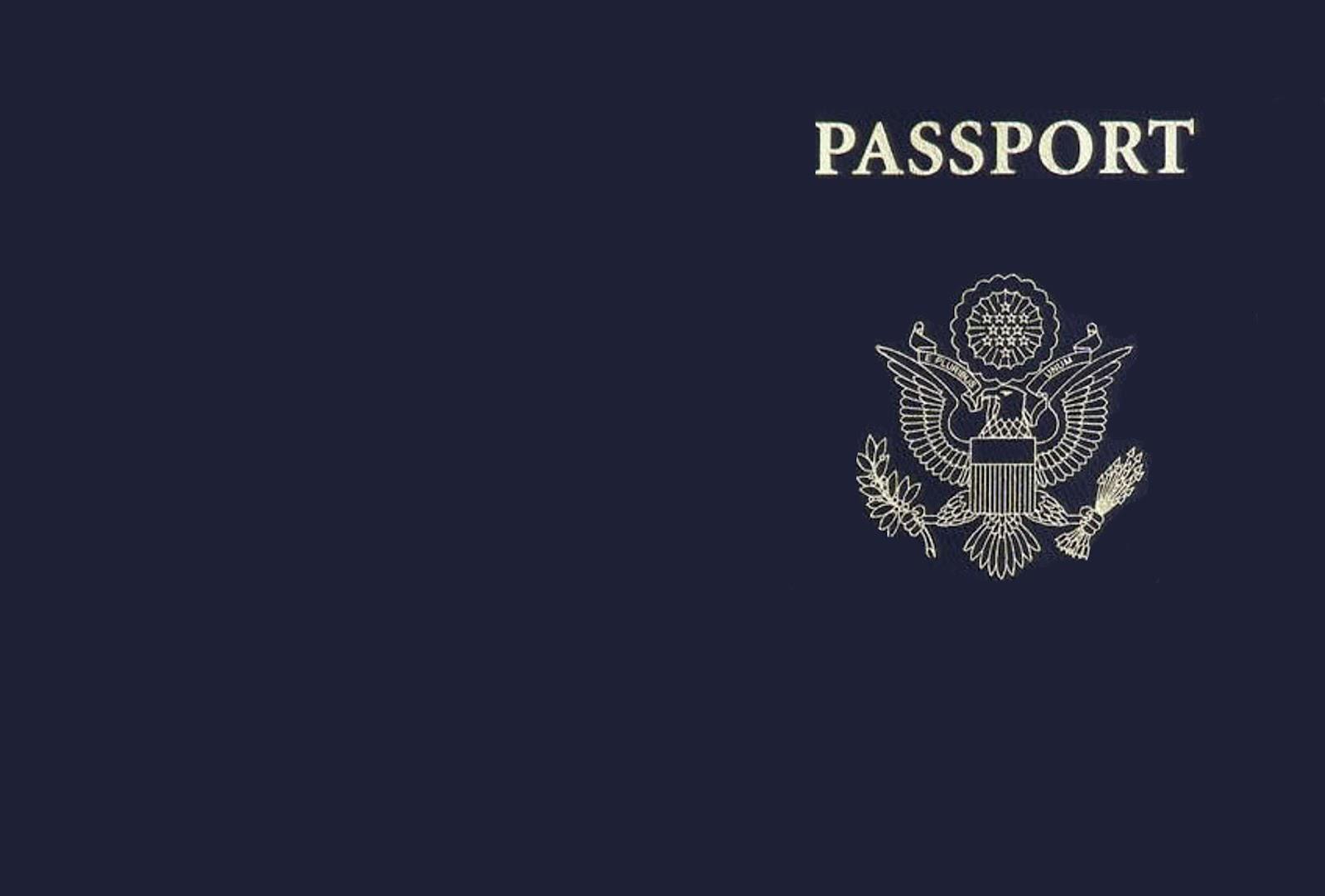 57 Info Passport Template Cover Pdf Zip Download Printable