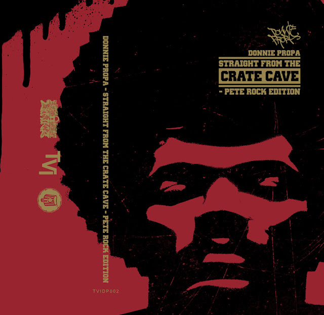 Donnie Propa Straight From The Crate Cave Pete Rock Edition
