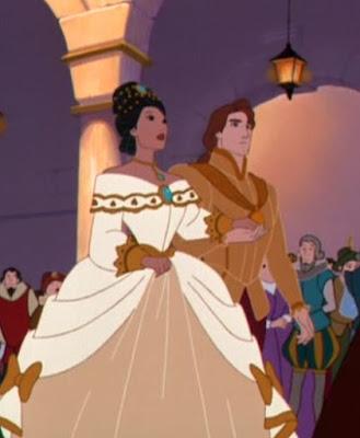 Pocahontas e John Rolfe