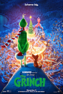 The Grinch 2018 Dual Audio ORG 1080p BluRay