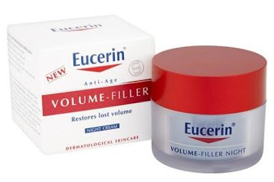 EUCERIN Volume Filler Night Cream.