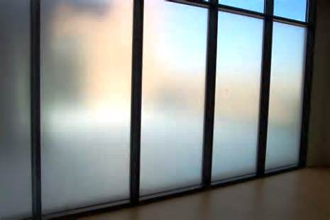 Frosted GLASS WINDOW Film Designs Ideas Pictures