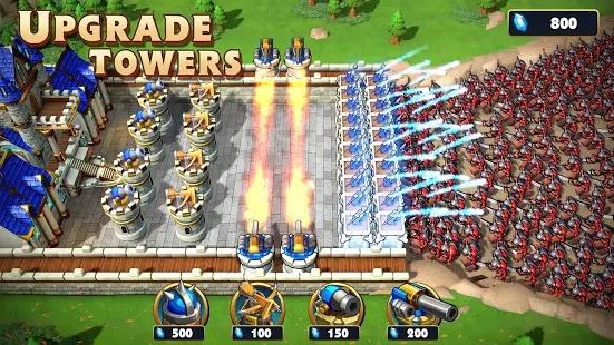 Lords Mobile Screenshot