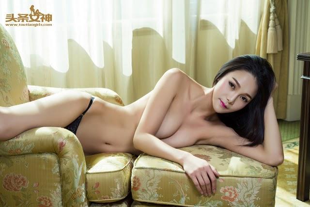 Sexy Chinese Girl: Nude Teen: Goddess No.010 Model 刘雨露