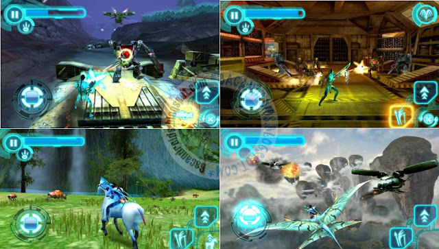 game AVATAR HD apk data fll release terbaru