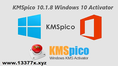KMSpico 10.1.8 FINAL + Portable (Office and Windows 10 Activator)