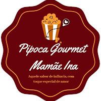Pipoca Gourmet Mamãe Ina