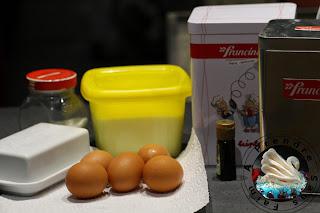 Crêpes à la farine de châtaigne et vanille