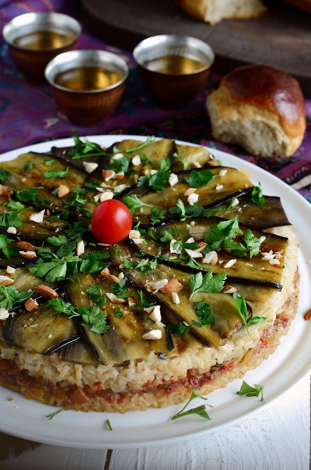 Ливанска торта с патладжани