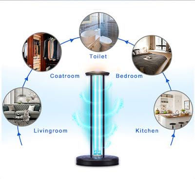 La luz ultravioleta es una de las tecnologías más avanzadas para limpiar de virus y bacterias cualquier espacio.