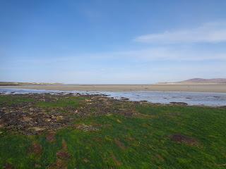 pláž na ostrove Islay