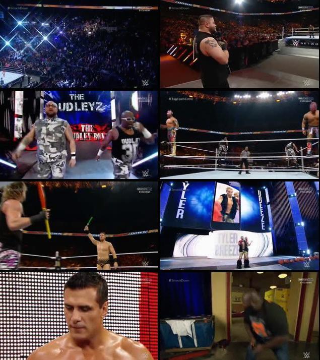 WWE Thursday Night Smackdown 29th Oct 2015 HDTV x264 350MB