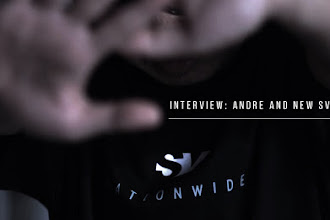 INTERVIEW: ANDRE AND NEW SVT-01
