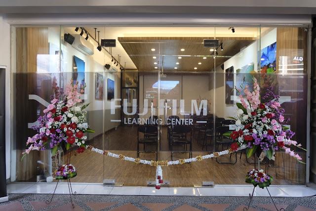 Fujifilm Learning Center Resmi Dibuka di Yogyakarta