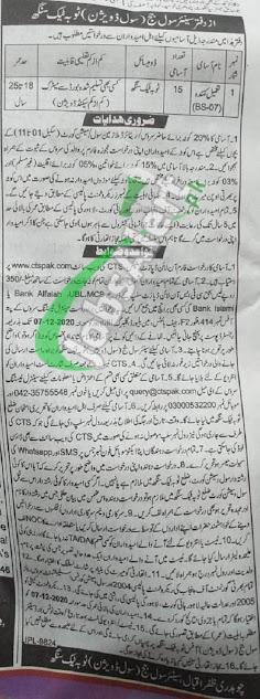 civil-court-toba-tek-singh-jobs-2020-application-form