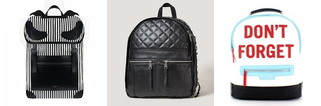 diferentes tipos de bolsos backpack