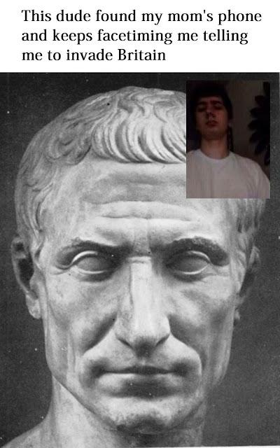 A funny Romans Meme