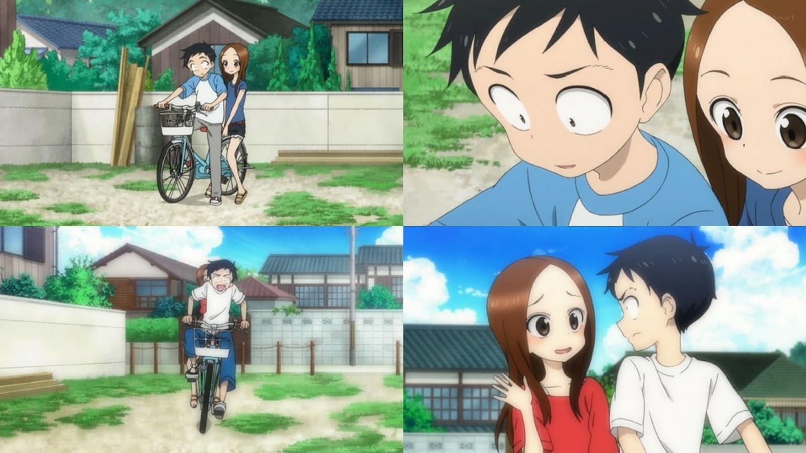 Anime Nikki Karakai Jouzu No Takagi San Episode 8 Impressions