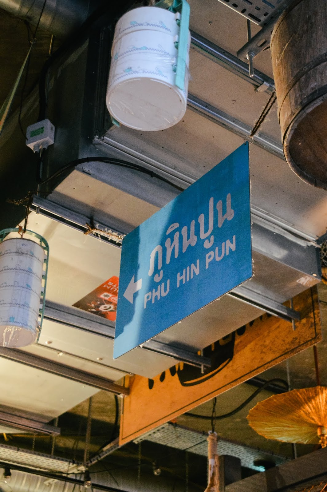 Thaikhun Southampton restaurant review - interiors