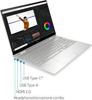 HP ENVY x360 15m-ed0023dx