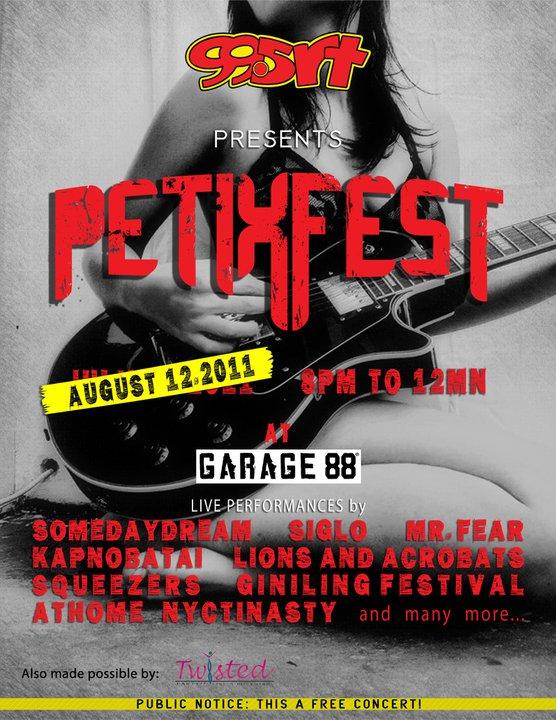 MUSIC LYF  Petixfest FREE CONCERT ed7e6af8f0e