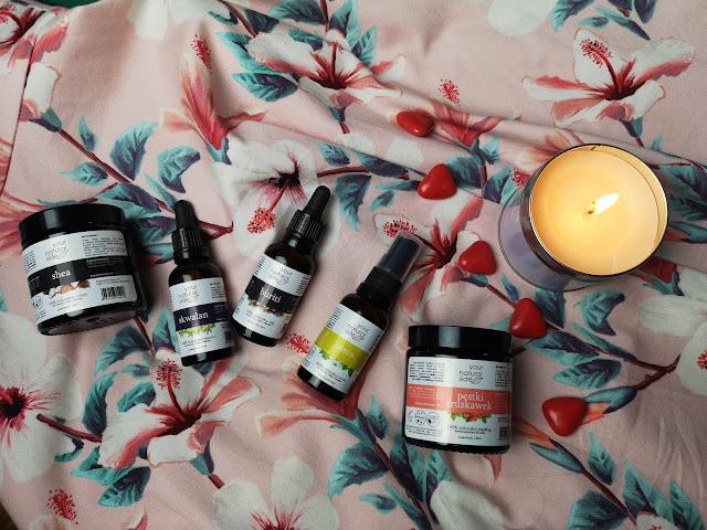 [YOUR NATURAL SIDE] Olejowanie, czyli olej Buriti i Kameliowy oraz serum Skwalan cz2