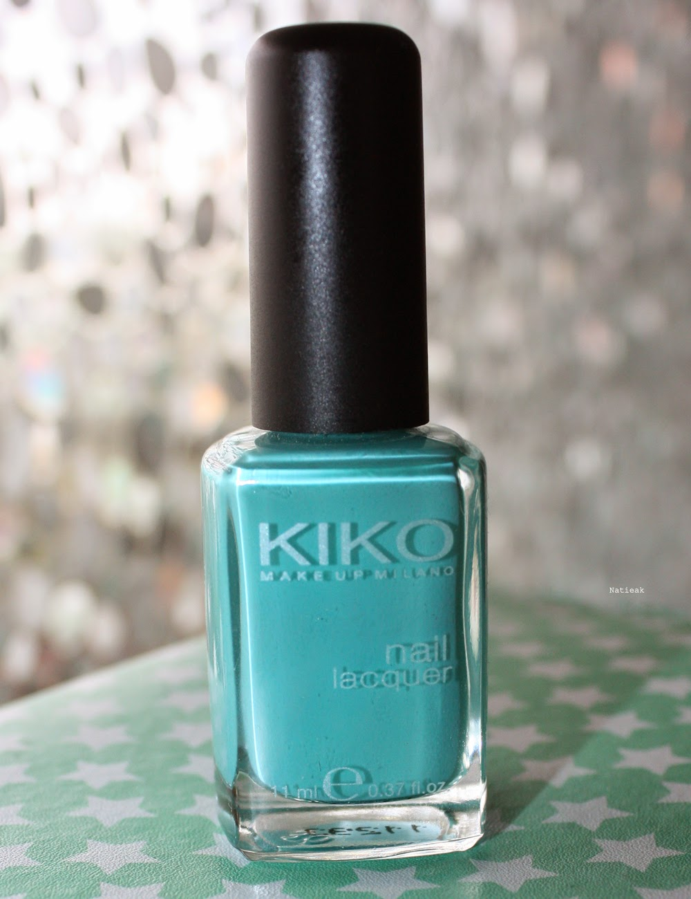 vernis à ongles Light Misty Green Kiko
