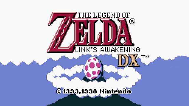 The Legend of Zelda: Link's Awakening  ? a primeira aventura de Link no Game Boy