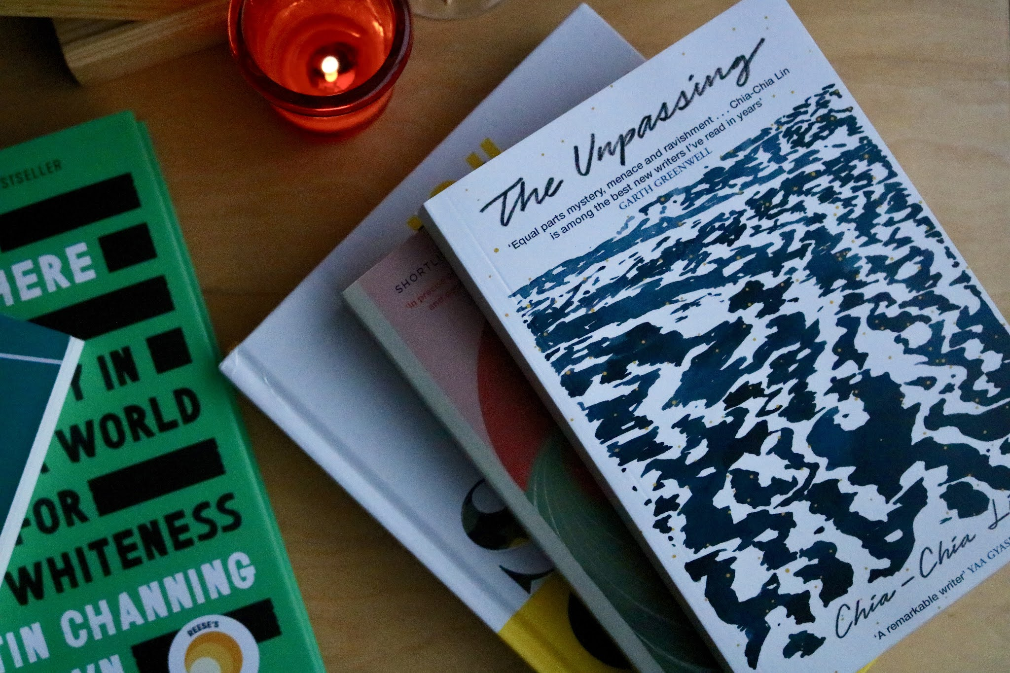 THE UNPASSING BY CHIA-CHIA LIN BOOK