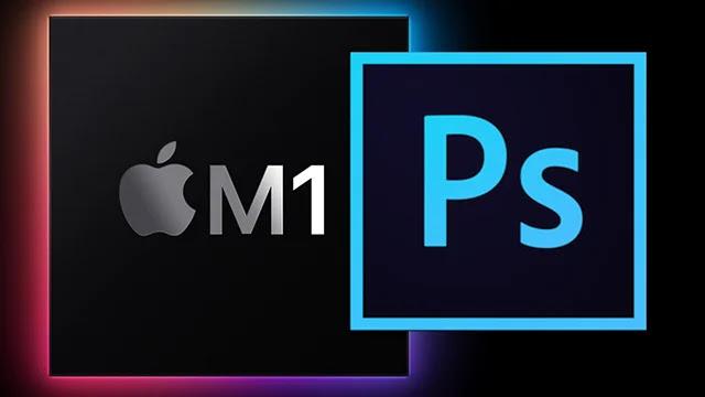 تشغيل Adobe Photoshop على M1 Mac الخاص بك