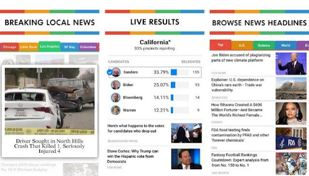 أفضل تطبيقات الأخبار للاندرويد